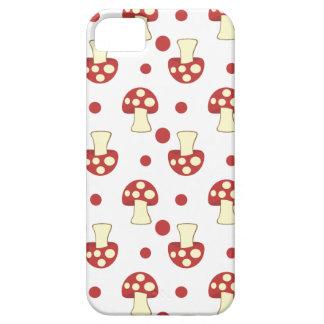Mushroom Cover iPhone 5/5S Cases