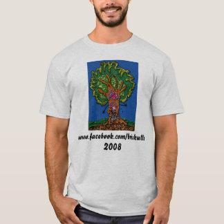 mushroom-door-in-tree T-Shirt