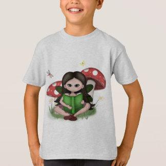 Mushroom Fairy Girl T-Shirt
