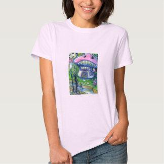 Mushroom Fairy House T-Shirt