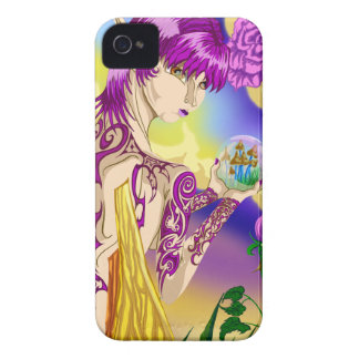 Mushroom Fairy iPhone4/4S Cases iPhone 4 Covers
