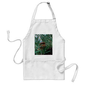 Mushroom Forest Adult Apron