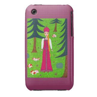 Mushroom Forest iPhone 3G Case-Mate Case-Mate iPhone 3 Case
