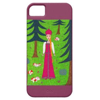 Mushroom Forest iPhone 5 Case-Mate iPhone SE/5/5s Case
