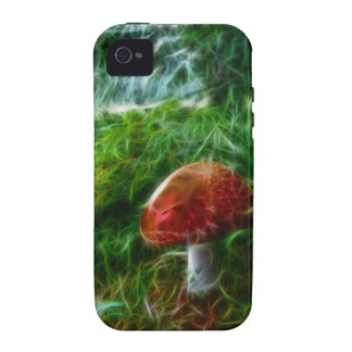 Mushroom Fractal Forest iPhone 4/4S Cover