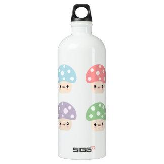 Mushroom Friends SIGG Traveler 1.0L Water Bottle