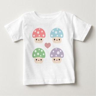 Mushroom Friends Infant T-shirt