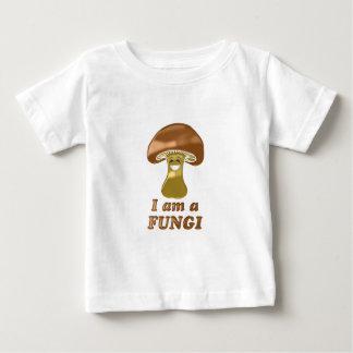 Mushroom Fun Guy T Shirts