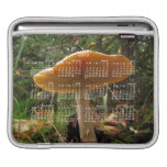Mushroom Giant; 2013 Calendar Sleeves For iPads