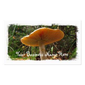 Mushroom Giant Business Card