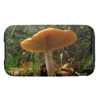 Mushroom Giant Tough iPhone 3 Case