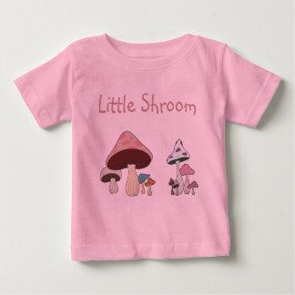 Mushroom Grouping T-shirts