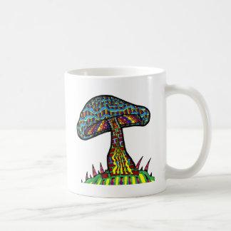 Mushroom Hill Coffee Mug