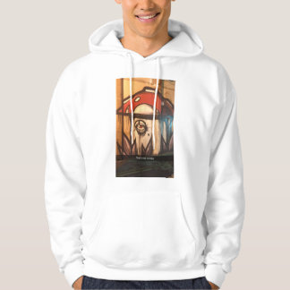 Mushroom hoodie
