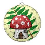 Mushroom House Dartboards