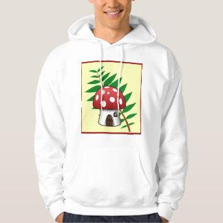 Mushroom House Hoodie
