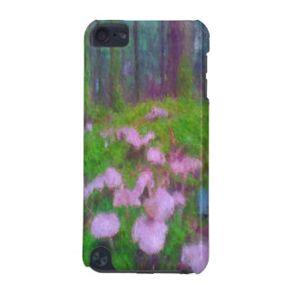 Mushroom in the forest iPod touch 5G case