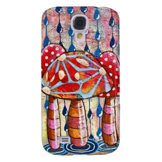 Mushroom iPhone 3 case