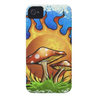 Mushroom iPhone 4 Case