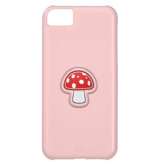 Mushroom iPhone 5C Cover