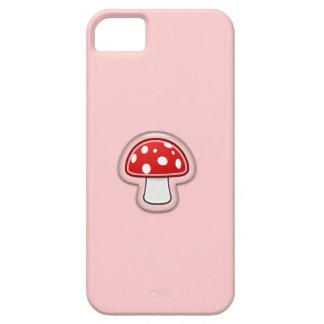 Mushroom iPhone SE/5/5s Case