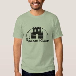 Mushroom Kingdom T T-Shirt