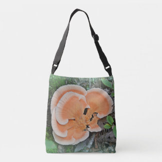 Mushroom Lovers Foraging Crossbody Bag