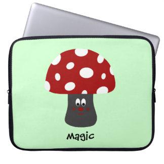 Mushroom Magic Computer Sleeve