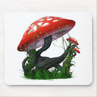 Mushroom Magic Mouse Pad