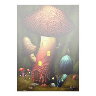Mushroom - Magic Mushroom Card