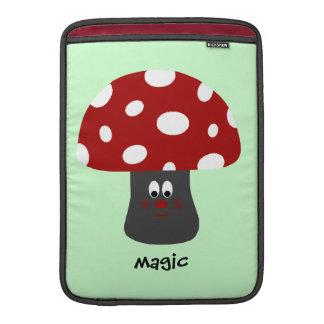 Mushroom Magic Sleeve For MacBook Air