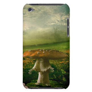 Mushroom Man iPod Touch Cover