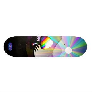 Mushroom mountain skateboard