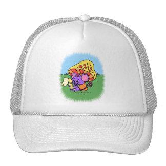 Mushroom Mouse Trucker Hat