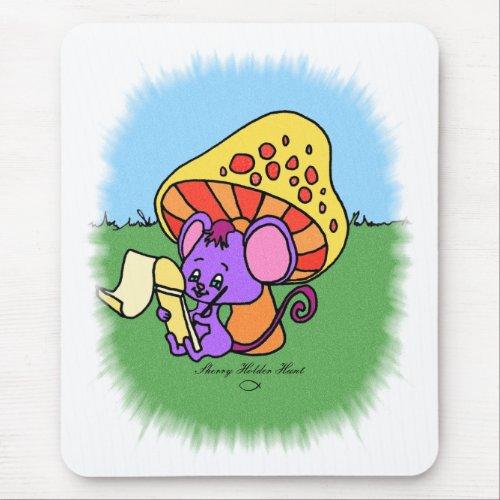 Mushroom Mouse mousepad