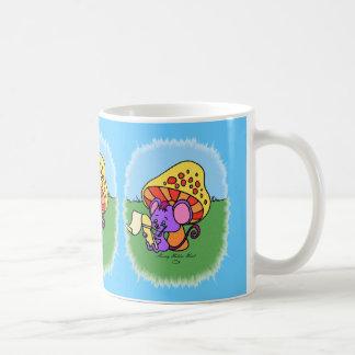 Mushroom Mouse Mug