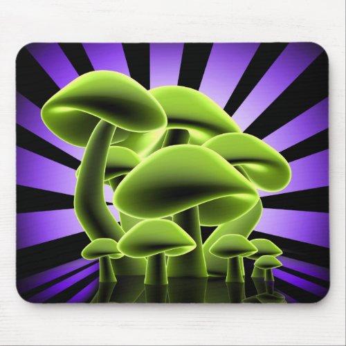 Mushroom Mousepad mousepad
