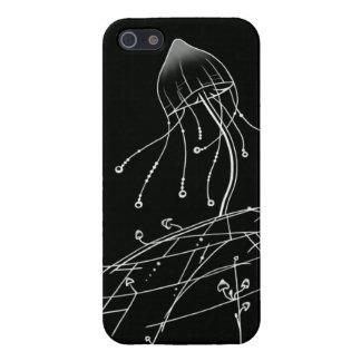 Mushroom Mycelium iPhone 5 Cover