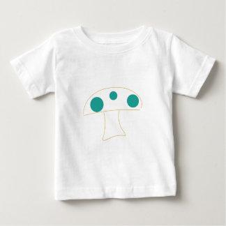 Mushroom Outline T-shirt