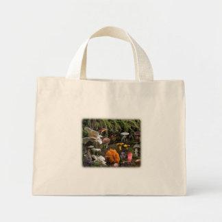 Mushroom Paradise Canvas Bags