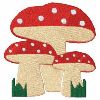 Mushroom Patch Fantasy Fae Fairy Design