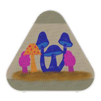 Mushroom Patch Speaker