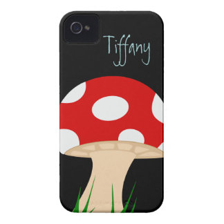 Mushroom Personalized iPhone G4 Case-Mate Case iPhone 4 Covers