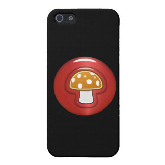 Mushroom Phone Case For iPhone SE/5/5s