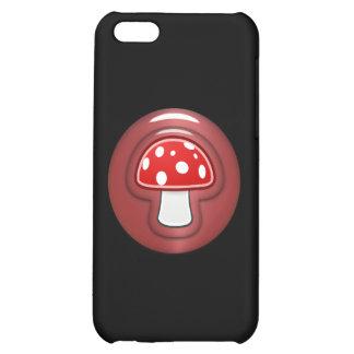 Mushroom Phone iPhone 5C Case