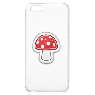 Mushroom  Phone iPhone 5C Cover