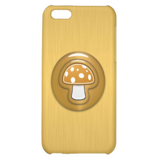 Mushroom Phone iPhone 5C Covers