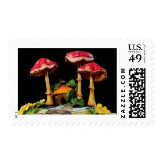 mushroom postage