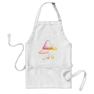 Mushroom products adult apron
