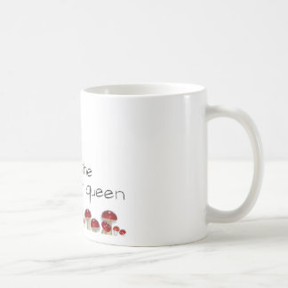 Mushroom Queen Coffee Mug